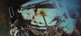 തലസ്ഥാനത്ത് വാഹനാപകടം; മിനിലോറി കാറിലിടിച്ച് അഞ്ച് മരണം,  എല്ലാവരും കൊല്ലം സ്വദേശികൾ