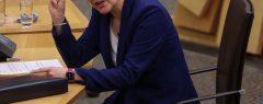 മേയിലെ തിരഞ്ഞെടുപ്പിൽ വിജയിച്ചാൽ സ്കോട്ട്ലൻഡിന്റെ സ്വാതന്ത്ര്യത്തിനുവേണ്ടിയുള്ള റഫറണ്ടം ഉടനുണ്ടാകുമെന്ന് നിക്കോള സ്റ്റർജിയോൺ : പകർച്ച വ്യാധിയെ നേരിടുന്നതിനിടയിൽ ഇത്തരം വിവാദങ്ങൾ അനാവശ്യമെന്ന് പ്രതിപക്ഷ പാർട്ടികൾ