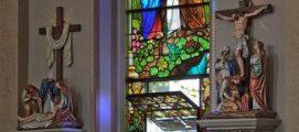 കുരിശിന്റെ വഴിയും വിശുദ്ധ കുര്ബാനയും കീത്തിലി സെന്റ് ആന്സ് ദേവാലയത്തില്