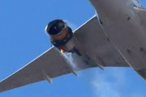 തുടർച്ചയായ രണ്ട് അപകടങ്ങളെ തുടർന്ന് ബോയിങ് ബി 777 വിമാനങ്ങൾ യുകെ താൽക്കാലികമായി നിരോധിച്ചു