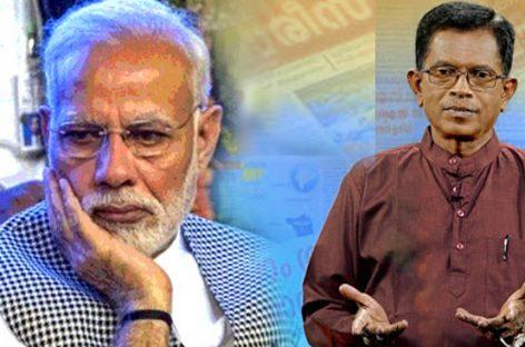നരേന്ദ്ര മോഡിയെ എന്തിനാണ് ബിജെപിക്കാര് 'മോഡിജീ' എന്ന് വിളിക്കുന്നത് ? മോഡിയെന്ന് മാത്രം വിളിച്ചാല് മതി; അഭിസംബോധന ചെയ്യുന്നതിലെ പൊരുത്തക്കേട്, ടി.ജി മോഹന്ദാസ് രംഗത്ത്