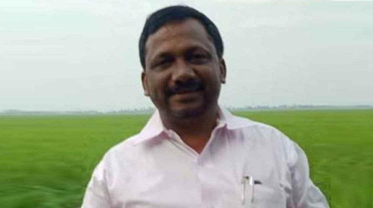 കോട്ടയം ഡി.സി.സി സെക്രട്ടറി എൻ.എസ്. ഹരിശ്ചന്ദ്രൻ കോവിഡ് ബാധിച്ച് മരിച്ചു