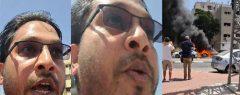'ദാ അടുത്ത മിസൈൽ വരുന്നുണ്ട്… ലൈവിനിടെയിൽ ഞെട്ടിക്കുന്ന വീഡിയോ പങ്കുവച്ചു മലയാളി യുവാവ്; ഇസ്രയേൽ–പലസ്തീൻ സംഘർഷം രൂക്ഷം, മലയാളി യുവതിയുടെ അടക്കം 30 മരണം…..