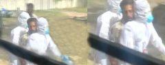 ആലപ്പുഴയിൽ ഗുരുതരാവസ്ഥയിലുള്ള കോവിഡ് രോഗിയെ ആശുപത്രിയിലേക്കു കൊണ്ടുപോയത് ബൈക്കിൽ….