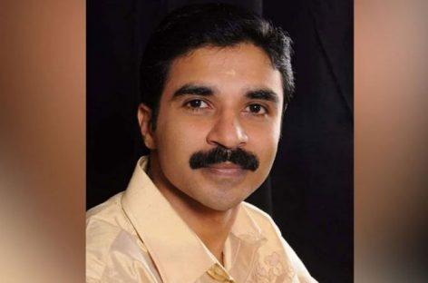 മാധ്യമപ്രവർത്തകൻ വിപിൻ ചന്ദ് കോവിഡ് ബാധിച്ച് മരിച്ചു